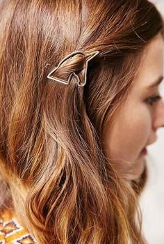 New fashion hairwear gold plated unicorn hairpin hair combs hair sticks barrettes gift for women girl H390