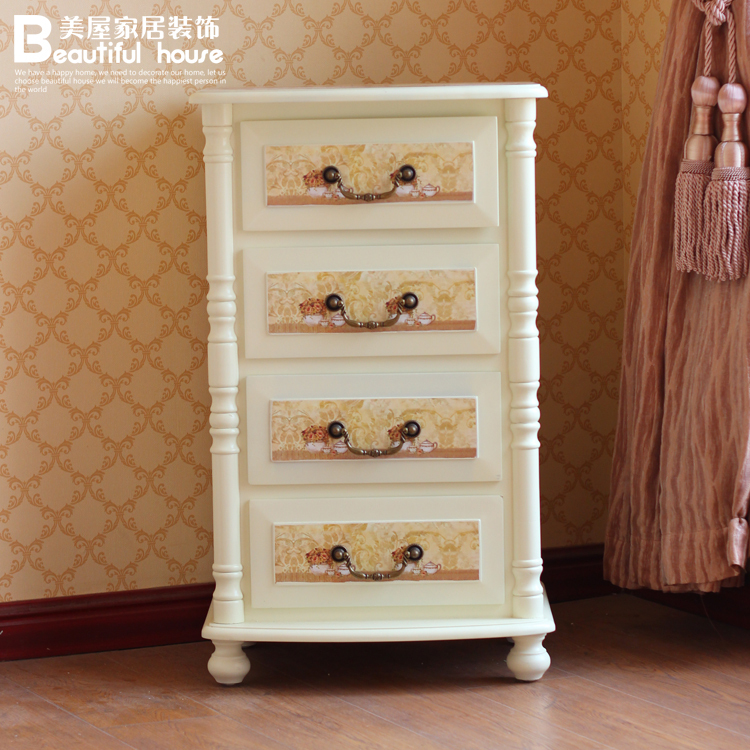 Fashion rustic cabinet sundries cabinet storage cabinet home decoration cabinet drawer(China (Mainland))