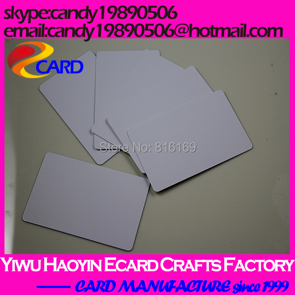 Overlay for inkjet PVC cards or pvc in general(China (Mainland))