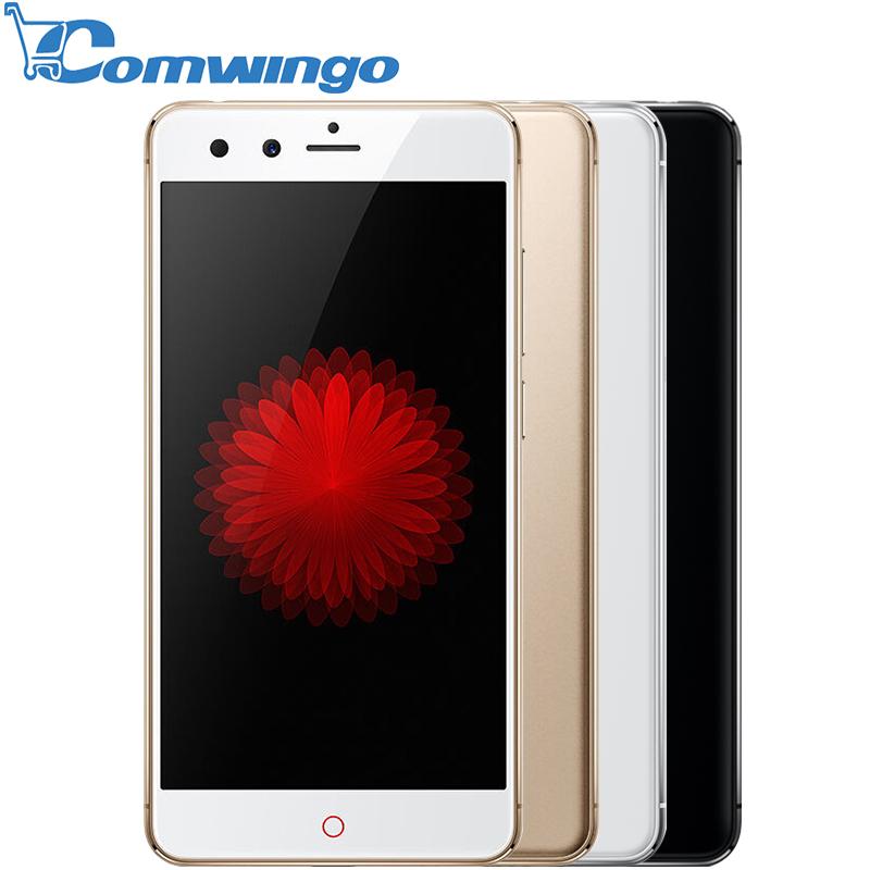 "Original ZTE Nubia Z11 Mini Fingerprint Octa Core 16.0MP 5.0"" Mobile Phone Android 5.1 Snapdragon 617 3GB 64GB NeoVision 5.8(China (Mainland))"