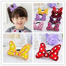 2 pcs coreano Meninas acessórios do Cabelo arco De Cabelo Meninas Vestir Tiara De Cabelo corda Cabelo elástico anel De Cabelo