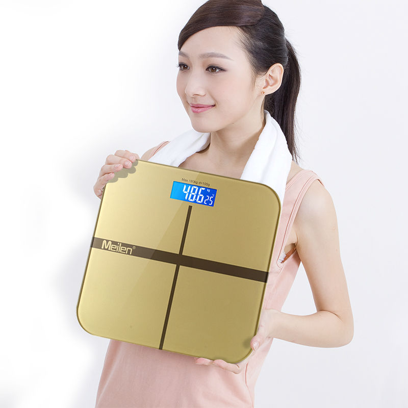330LB Portable Electronic Digital Bathroom Precision Weight Body Scale 150kg High Quality(China (Mainland))