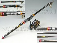 TOP Quality! 270CM Protable telescope Mini Pen Fishing Rod Rods Spinning Fishing Rod Pole