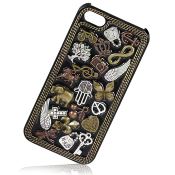 DC1989 Buy 1 Get 1 Free (Screen Protective Film) New Design Unisex Cell Phone Case with Pretty Fashion Charm Best Gift & Premium