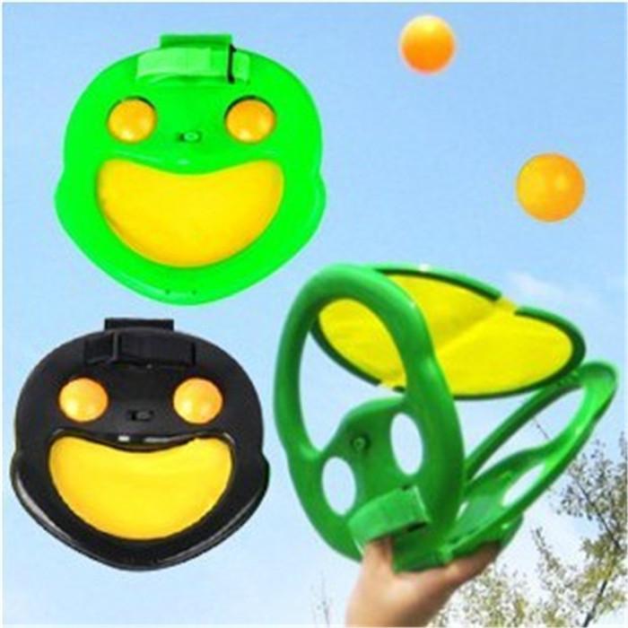 игрушка лягушки ловят шарики