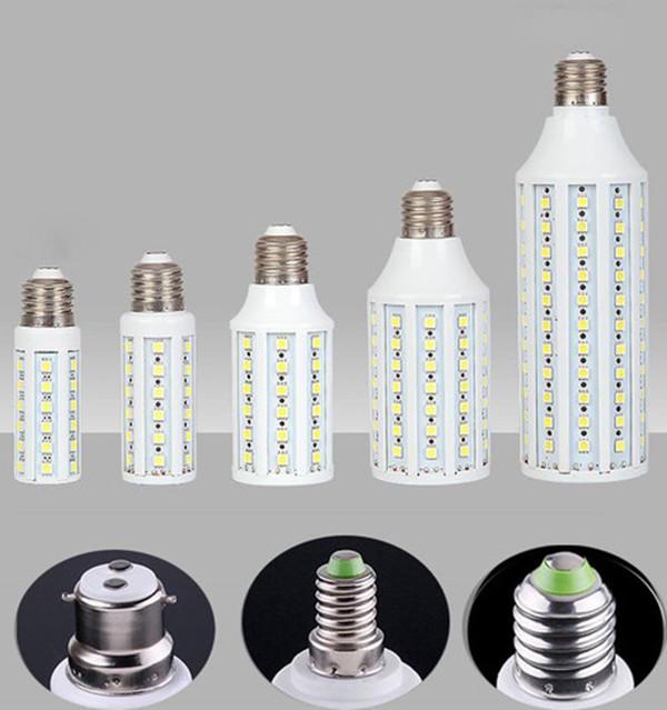 Hot Sale High Quality E27 E14 B22 5050SMD LED Corn Light Lamp 5W 7W 10W 15W 18W 24W 30W Bulb 110V AC(China (Mainland))