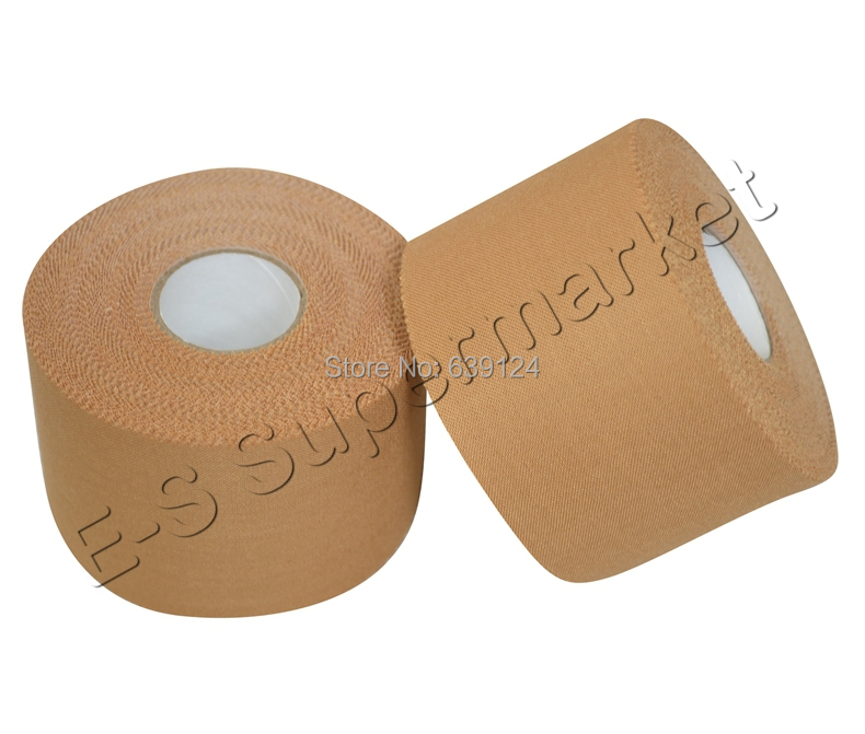 Brown Sports Tape Strapping Sports Tape