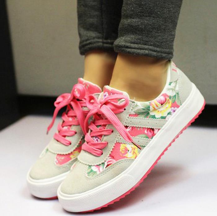 zapatos casuales para mujer 2016