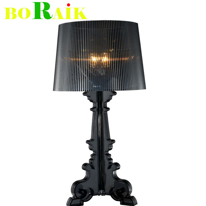 "Novelty Modern ""Ghost Shadow"" Bedroom Table Lamps fashion Reading Desk Lights Home decoration lighting book lamp(China (Mainland))"