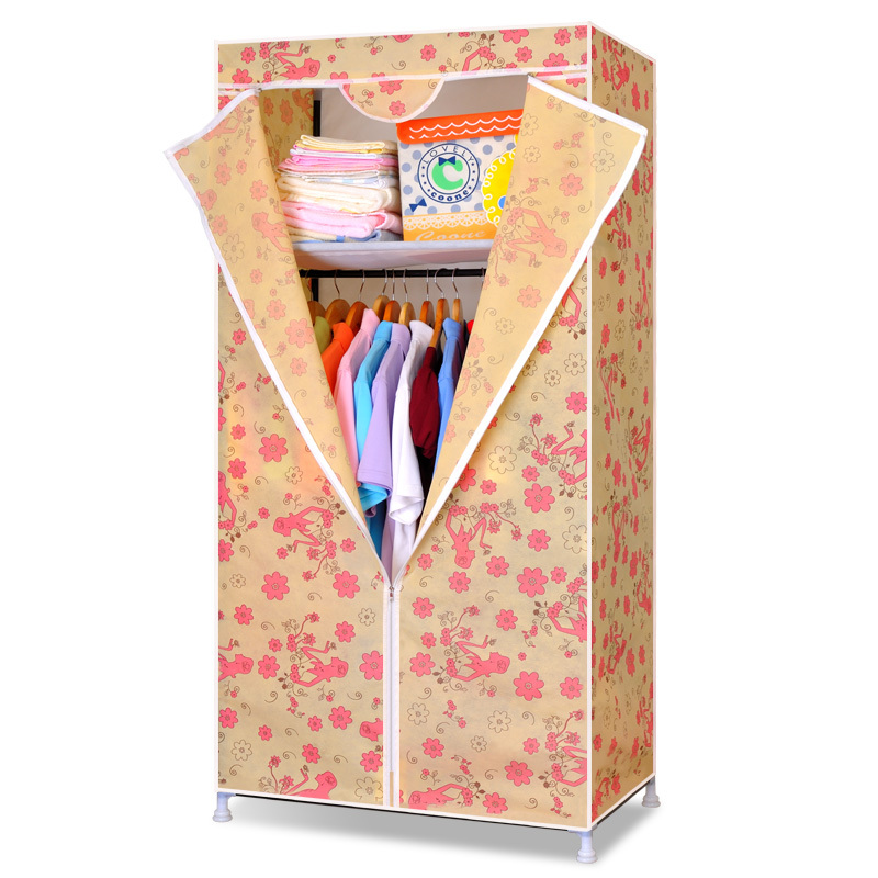 Платяной шкаф из ткани