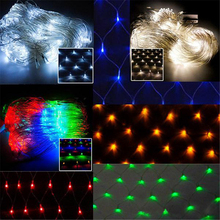 Buy Net lights 6*4M 880LEDs LED Waterproof Net Mesh String Light Christmas/Wedding/Party Decoration Lights Holiday Led Lighting for $62.50 in AliExpress store