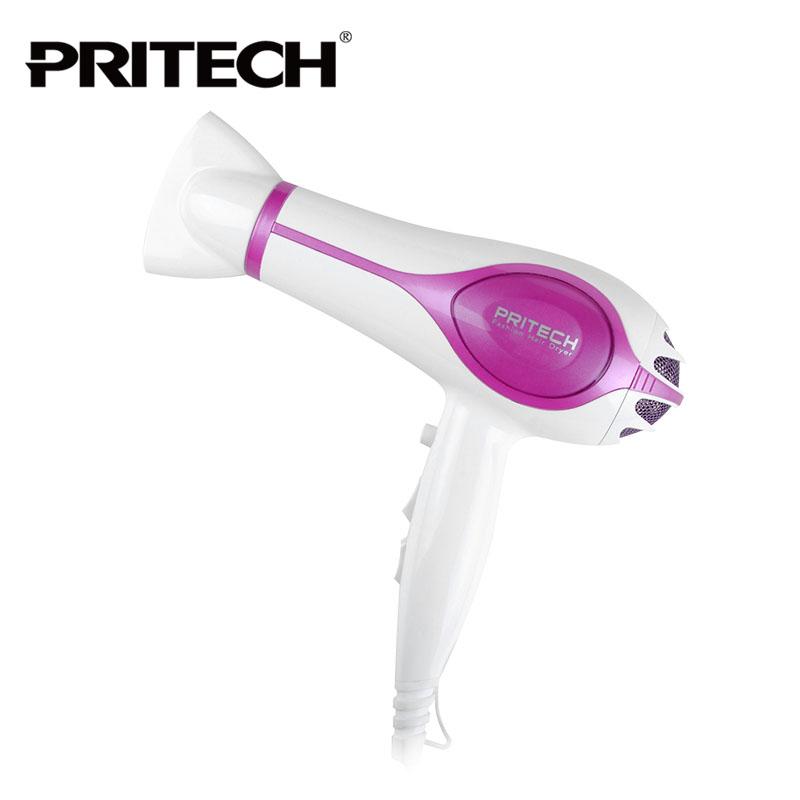 Фотография New PRITECH Brand Perfect Colorful Big Power 2200W  Electric Hair Dryer Hair Care Hair Styling Tools