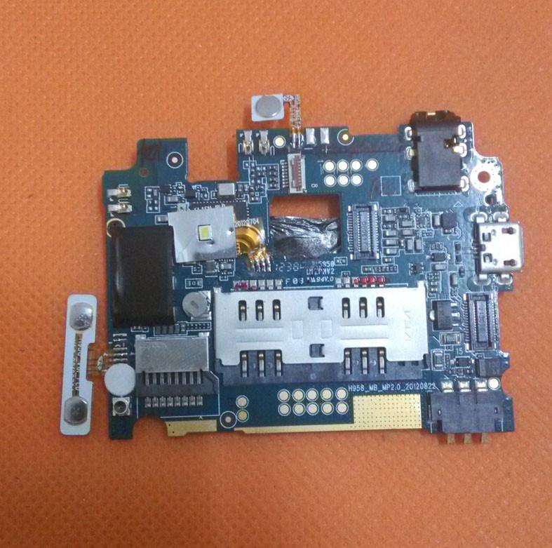 Original mainboard 512G RAM+4G ROM Motherboard for Star B92M 720P 4.7 Inch HD 1280 x 720 MTK6577 Dual Core Free Shipping(China (Mainland))