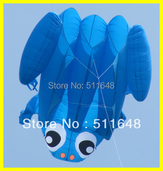 Free shipping NEW design cute frog inflatable kite