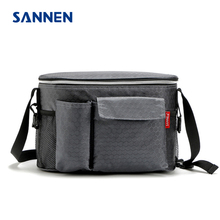 Buy SANNEN 8L Oxford Thermal Lunch Bags Women Adults Men Food Lunch Picnic Cooler Bag Insulated Storage Container W/ Bottle Bag for $10.99 in AliExpress store