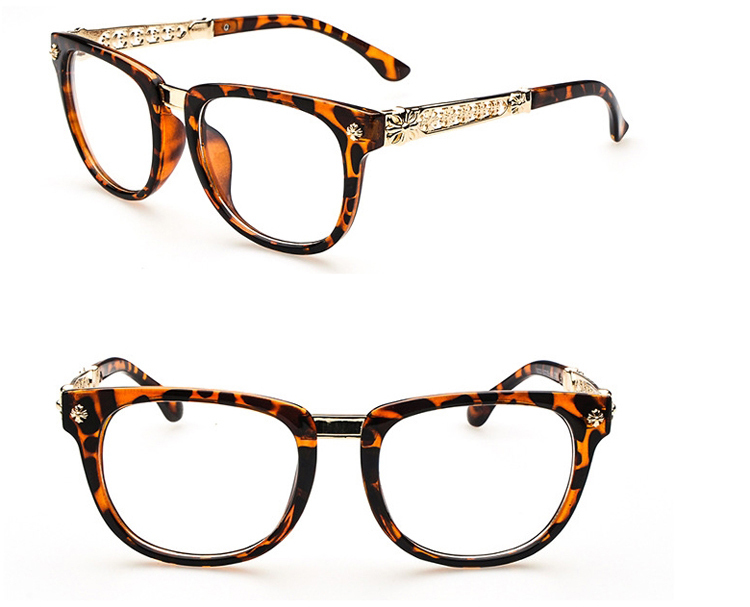 Best Prescription Glasses Frame : New 2014 Trendy Female Optical Frame Luxury Brand Designer ...