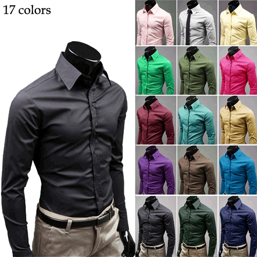 Cool colors shirts artee shirt for Cool mens casual shirts