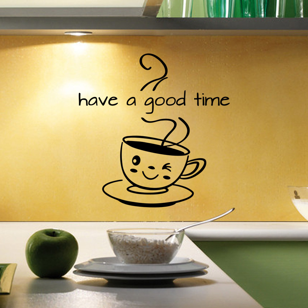 9287 have a good time home decor creative quote room for Good home decor