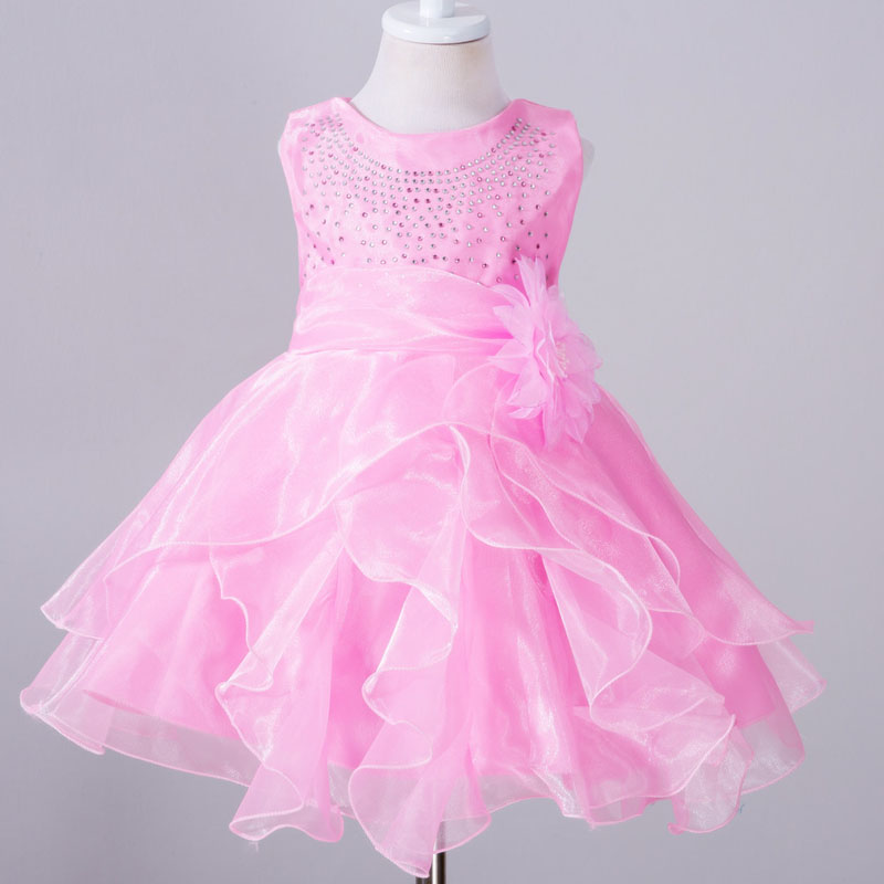 24 months baby girls dresses christmas dress for party and wedding
