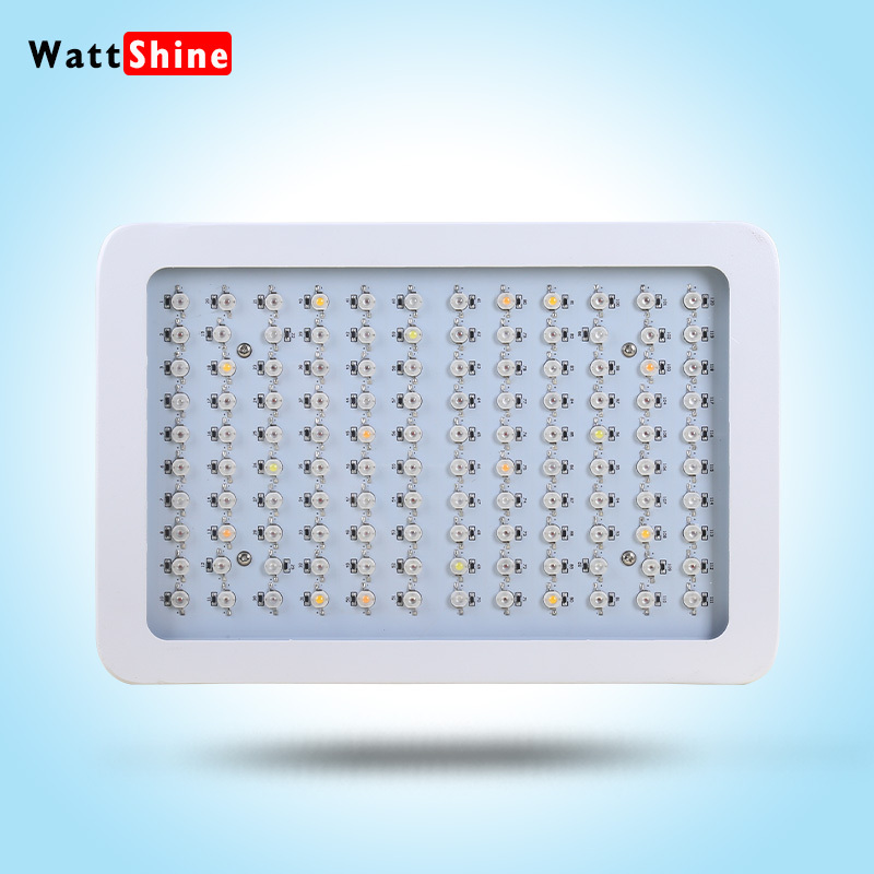 Full spectrum 6 bands LED Grow Lights 360W with120PCS*3w Grow plant lamps For Indoor grow tent, hypondronic system, greenhouse(China (Mainland))