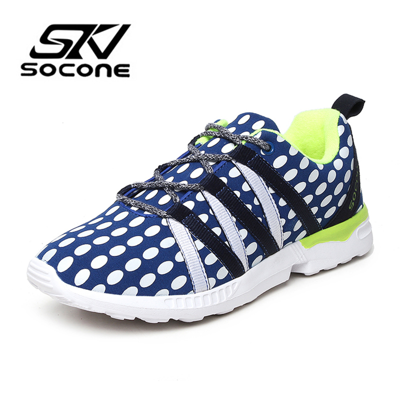 SOCONE Brand 2016 New light running shoes comfortable breathable cushioning run sneakers Trainers zapatos hombre sport shoes<br><br>Aliexpress
