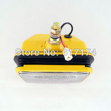 Komatsu excavator vacuum lamp for PC200-2 PC200-3 PC200-5 use for lighting(China (Mainland))