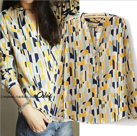 Turmec Long Sleeve Shirt Dressy