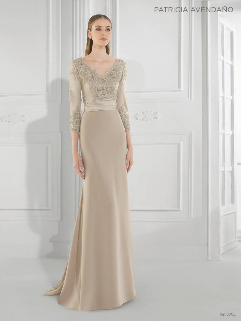 Long Sleeve Maxi Party Dresses