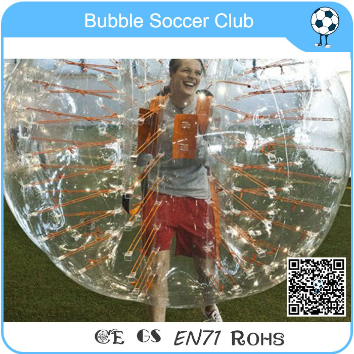 CE high qualty and good cheap bumper ball ,plastic play pit balls,ball toy human foot ball(China (Mainland))