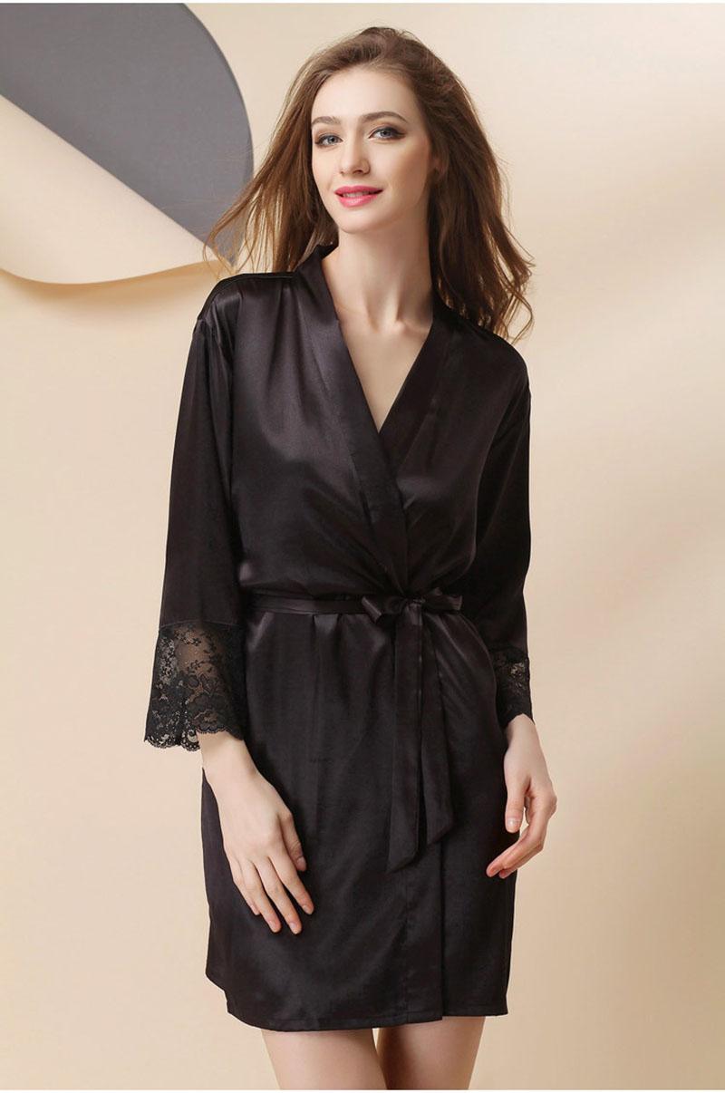 Plus Size Kimono Robe Pattern