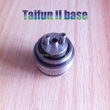 2pcs Replacement Base for Taifun GT 2 stainless steel Base Connector 510 Thread
