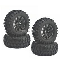 1.9 pulgadas RC4WD 96 MM de simulación de simulación de escalada neumáticos escalada neumático neumáticos de carretera