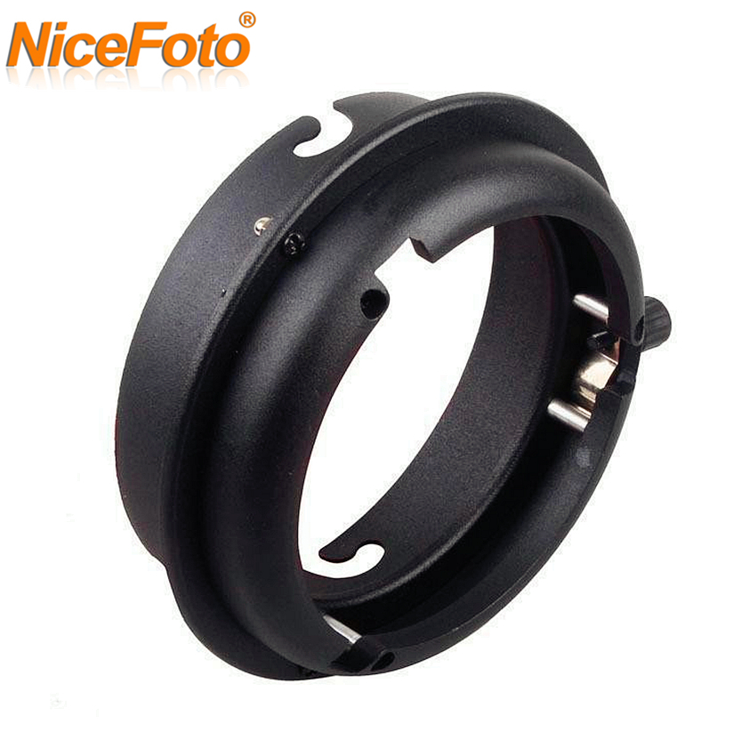 Elinchrom to Bowens Interchangeable Mount Ring Adapter for Elinchrom Flash Strobe SN-13 Photography Studio(China (Mainland))