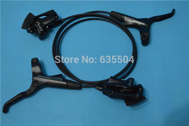 AVID Genuine DB1 Disc Brakes Mountain MTB Bicycle Disc Brake Mechanical Calipers Bike MTB Bicycle Part 1 Pair DB 1 Free shipping(China (Mainland))