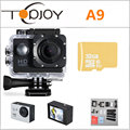 TOPJOY Action Camera 1080P 2 Inch 30M Waterproof Mini Action Outdoor Sport Cam Camcorders 1920 1080
