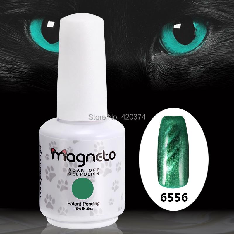 Выбрать лучший 12шт ногтей гель для магнитных гель комплект кошки глаза гель с магнитом палку любовь кошачий глаз гель