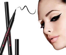 Hot sell waterproof quick-drying Black Eyeliner Liquid Make Up Beauty Eye Liner Pencil High Quality Beauty Cosmetic Makeup tools(China (Mainland))