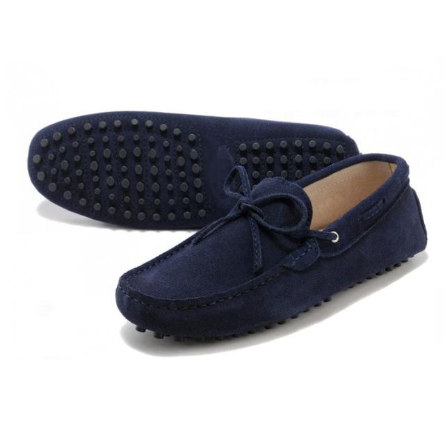 Новая Мода Обувь Slip On Плоские Туфли Мужчины Повседневная Обувь Удобные Мягкие ...