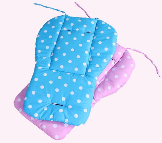 TT BOO Wholesale cotton waterproof baby cart Cushion Stroller Pad Pram Padding Liner Car Seat Pad thick mat Stroller Accessories(China (Mainland))