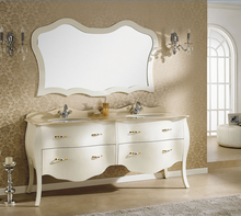 Samdera Bathroom vanity bathroom cabinet bathroom furniture soild wood vanity-814 sink