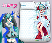New Bed Blanket 5 Japanese Anime Hatsune Miku Snow – Vocaloid