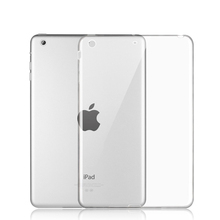 For Apple iPad Air 1 2 iPad Mini 1 2 3 iPad Pro TPU Soft Back Case Cover Crystal Clear Transparent Silicon Ultra Thin Slim Shell(China (Mainland))
