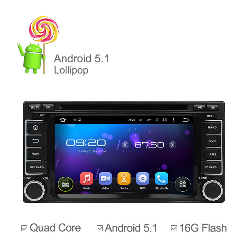 Android 5.1 Car DVD GPS Quad Core for Subaru Forester Impreza 2008-2011 with Bluetooth WIFI IPOD Radio RDS Stereo Player 16GB(China (Mainland))