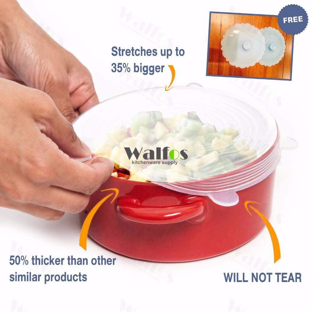 silicone stretch lid-4334g