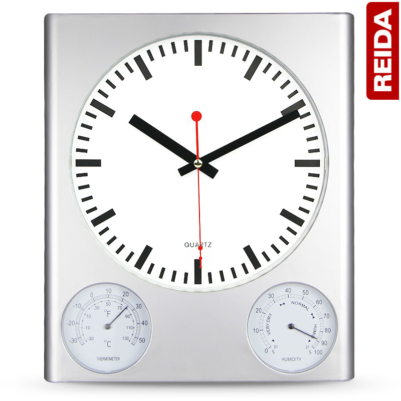 10 inch creative living room bedroom wall clock