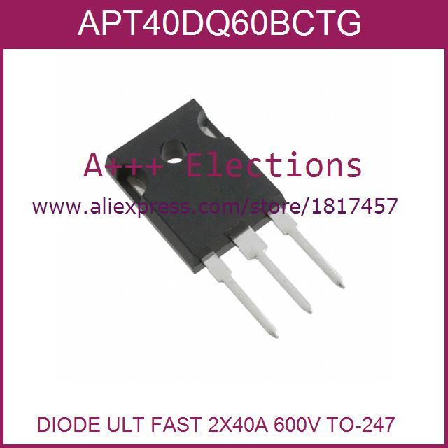 APT40DQ60BCTG TO-247 [B] 5pcs Diy Kit Electronic Production(China (Mainland))
