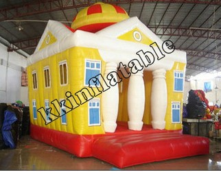 2014 new design inflatable boucner castle inflatable moonwalk for sale(China (Mainland))
