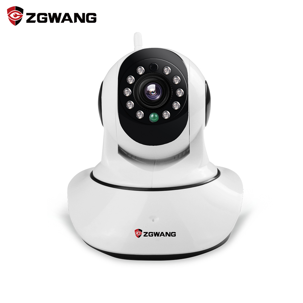 ZGWANG X6 Wireless IP Camera 720P NetworkCCTV Camera Onvif P2P WiFi surveillance Night Vision Security Camera with IR-Cut(China (Mainland))