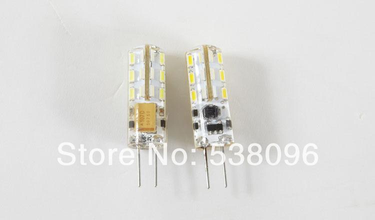 10pcs High Power SMD3014 3W 12V G4 LED Lamp Replace 30W halogen lamp G4 led 12v LED Bulb lamp warranty 2 years Freeshipping(China (Mainland))