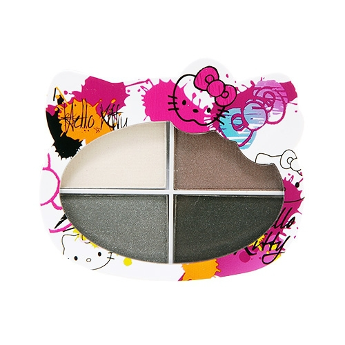 Hello Kitty Eyeshadow Quad 6.4g Makeup Eyes Color: This Show Aint Ova #7955(China (Mainland))